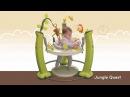 ExerSaucer® Jump Learn™ Jungle Quest Stationary Jumper