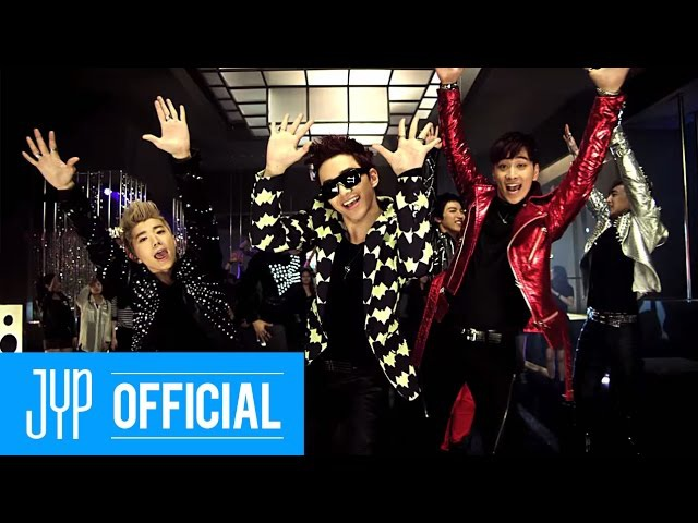 2PM HANDS UP M/V