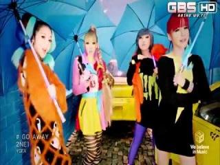 [PV] 2NE1 - Go Away (Japanese Ver.) HD