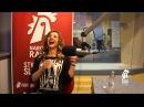 Petra Kovačević prvi put zapjevala uživo Glabeni show Dalibora Petka Narodni Radio 2013