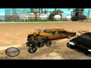 Lets Play SAMP-RP Не удачное ограбление конвоя! Нас слили