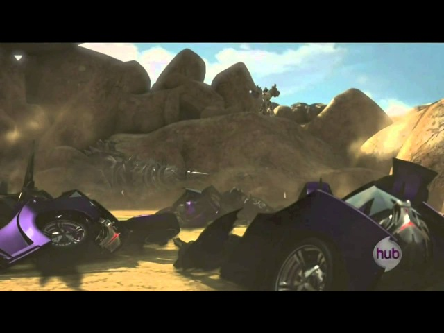 Demise of the Vehicons