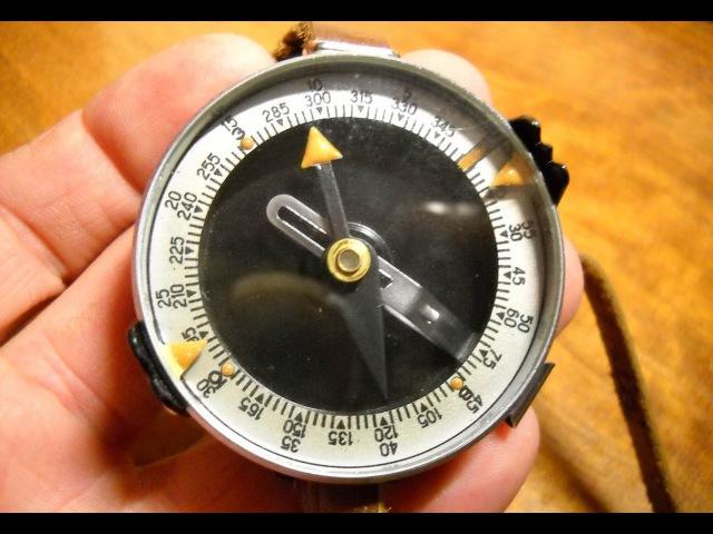 Насколько безобидный компас может быть опасен для Вашего здоровья?! Радиация в бытовом предмете!