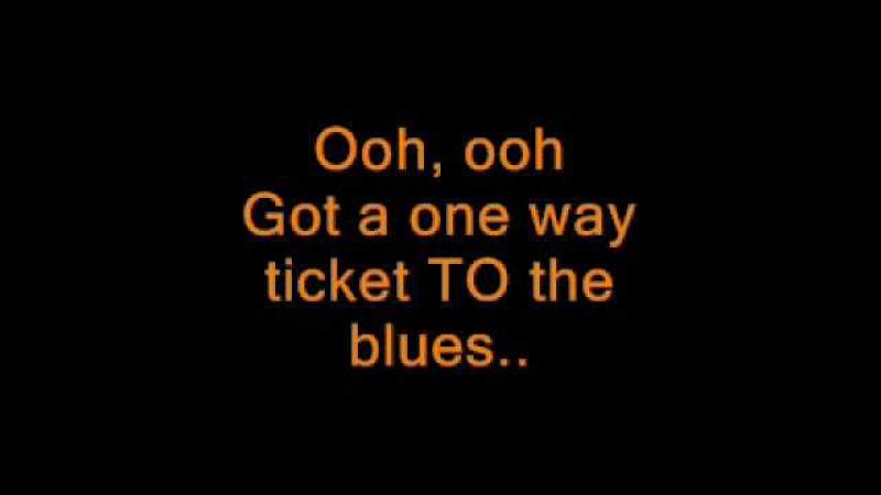 One Way Ticket - Boney M