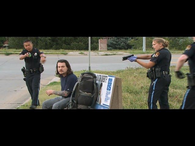 COPS TV Show Bad Boys | Bob marley (Scenes 2014)
