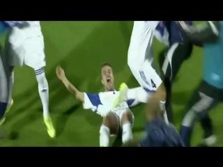 Сан-Марино: первый гол за 14 лет, радость уровня чемпионства
