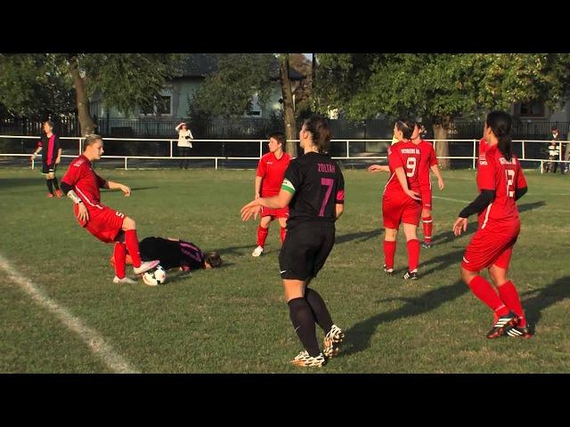 Kóka FNLA Szegedi AK 4 0 JET SOL Liga 9 forduló MLSZ TV