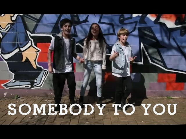 Somebody to You The Vamps ft Demi Lovato cover by Ky Baldwin Jack Lyall Belinda Jo Barichello