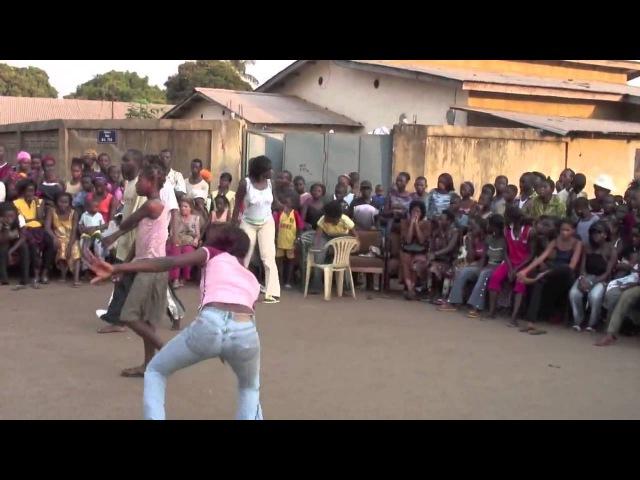 HD West African African Dance Dununba 3 Djembe drum African Dance dance party in Conakry Guinea