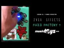 Z.Vex Effects Fuzz Factory 7 Guitar Pedal