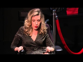 Every Body: Glamour, Dateability, Sexuality & Disability | Dr. Danielle Sheypuk | TEDxBarnardCollege