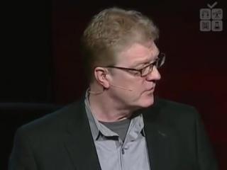 TED RUS x Как школы подавляют творчество - Кен Робинсон