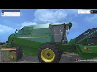 Рабочие будни 13 день.Массовый выезд на поле.Farming Simulator 2015