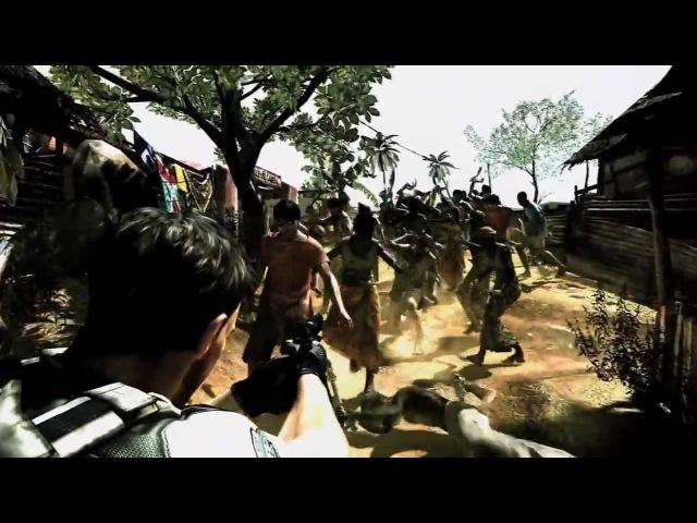 Resident Evil 5 - Trailer 1 - PS3 Xbox 360