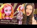 Gooliope Jellington Freak Du Chic Гулиопа Джеллингтон Цирк Шапито Monster High Обзор\ Review CHW59