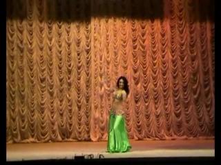 Belly dance perfomance Veronika Chernyak (Fatin) 48