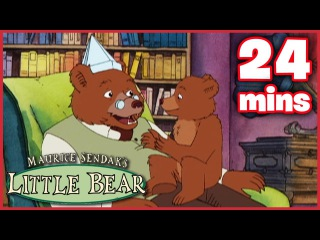 Kids' English   Little Bear   Mother Nature / Dance Steps / Who Am I? - Ep. 37
