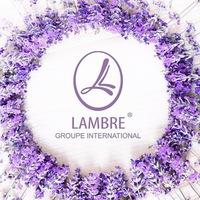 Логотип LAMBRE Татарстан - косметика и парфюмерия.