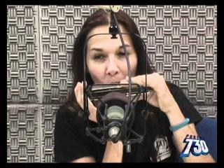 Tiffany Harp apresenta sucessos do blues no Programa Repórter Cidade (09/03)