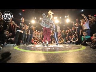 Fusion Concept 2x2 Final Roni&Wanted vs Maximus&Banana (win) @ZARUBA III Episode