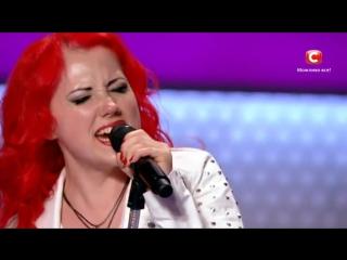 'Show Must Go On'  Юлия Иванова - Freddie Mercury  cover