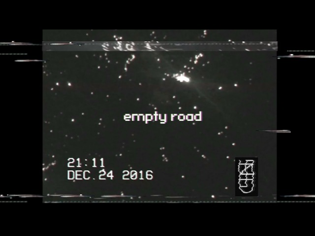 Marsellsatt sattdni empty road last memories video by O Ant