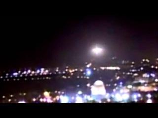 НЛО над Иерусалимом / UFO over Jerusalem ()