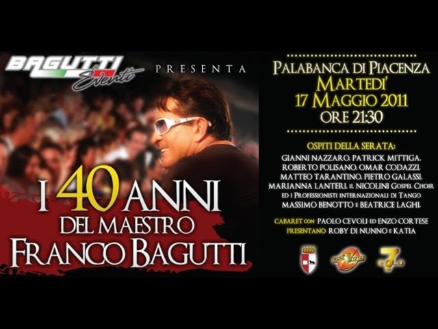 Orchestra Bagutti - Con Sentimento