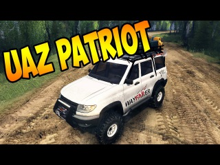SpinTires - UAZ Patriot