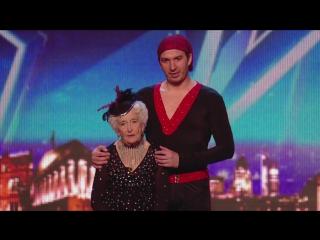 Spectacular Salsa - Paddy  Nico - Electric Ballroom  Britains Got Talent 2014