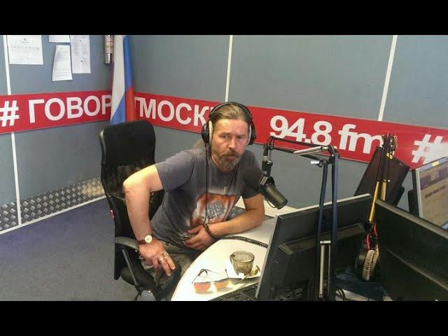 Сергей Паук Троицкий в программе «Андеграунд» на радио говоритмосква 6.07.2015