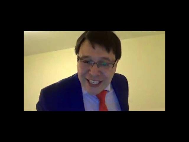 Как улыбаться на охоте за миллионерами Денис Байгужин