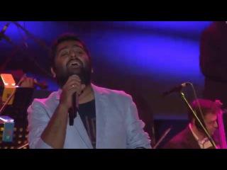 Muskurane Ki Wajah Tum Ho Citylights Song - Arijit Singh  Live performance