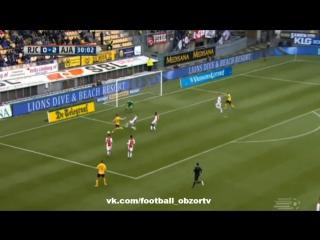 Рода 2:2 Аякс | Голландия. Эредивизи | 20-й тур | Обзор матча