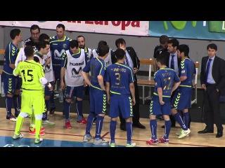 Movistar Inter vs Jumilla B Carchelo Jornada 29