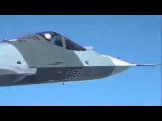 Т  50  Новейший истребитель России  Враги трепещите
