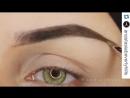 Идеальный make up бровей с Anastasia Beverly Hills