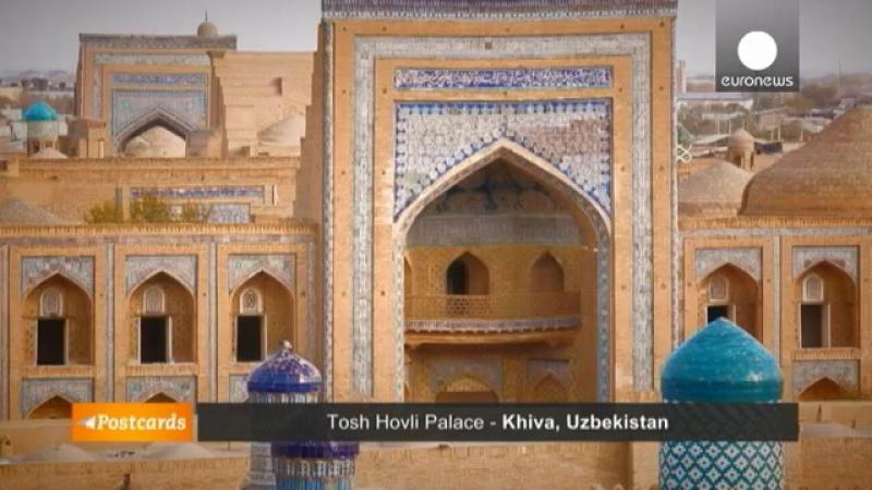 Postcards from Uzbekistan_ The Tosh Hovli Palace, Khiva