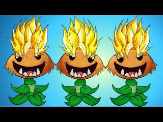 Plants vs. Zombies 2 -  Day 20,21,22 (Jurassic Marsh) Primal Sunflower!