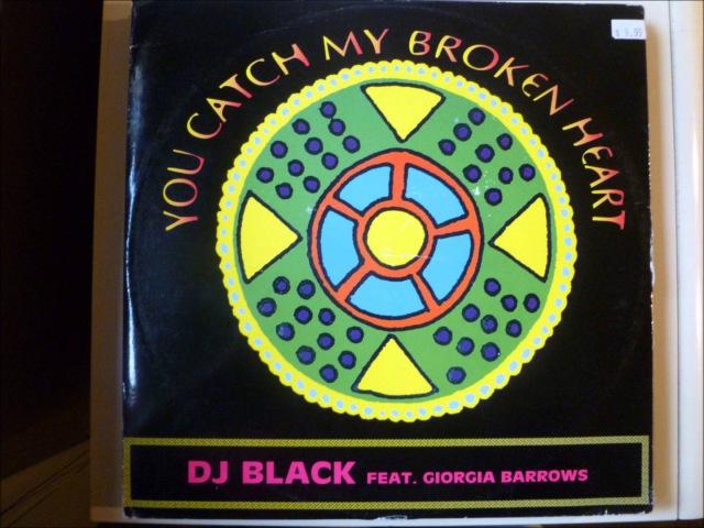 DJ Black feat Giorgia Barrows You Catch My Broken Heart