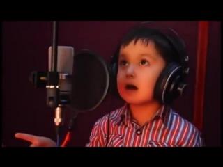 4 летний мальчик Журабек Жураев поет на фарси