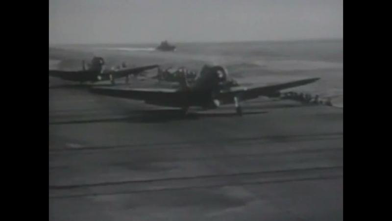 Война на море Авианосцы победители