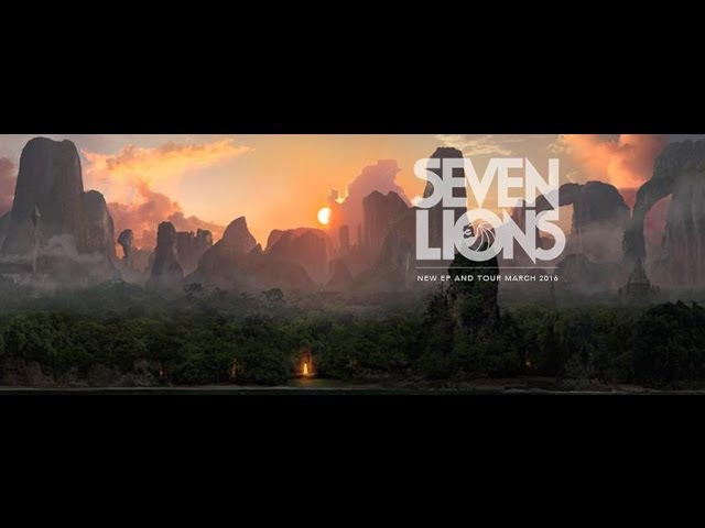 Seven Lions Live Listening Session @ YouTube Space LA - Creation EP