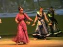 Diwali 2015 Moscow, group Vasanta (Russia, Tver) Ek do teen