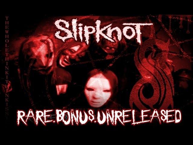 Slipknot 1992 2001 сompilation
