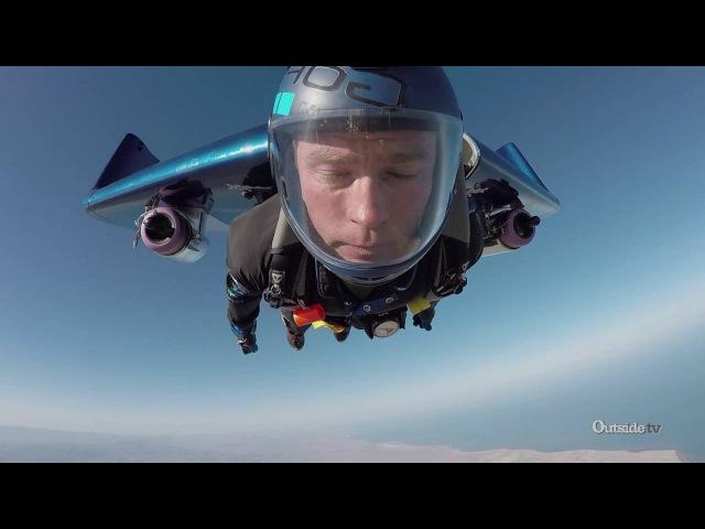 Jet-Powered X-Wing | X-Wing Baja | Beyond Adventure