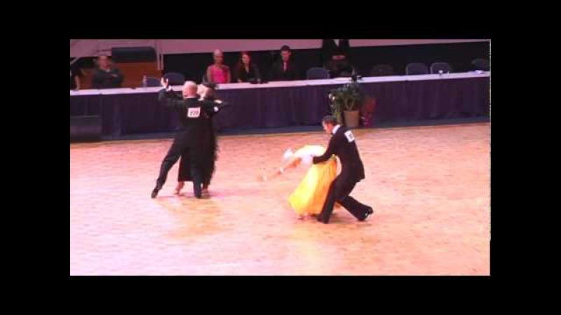 Travis Jaime Tuft - BYU Dancesport Nationals Ameican Smooth - Tango