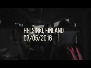 ANTENNA TREE TV - 003 Поездка с концертом в Хельсинки в клуб Nosturi