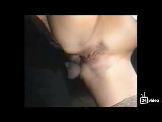Ретро порно. зачетно трахнул в анал и кончил на рот. винтажное анальное порно в чулках.