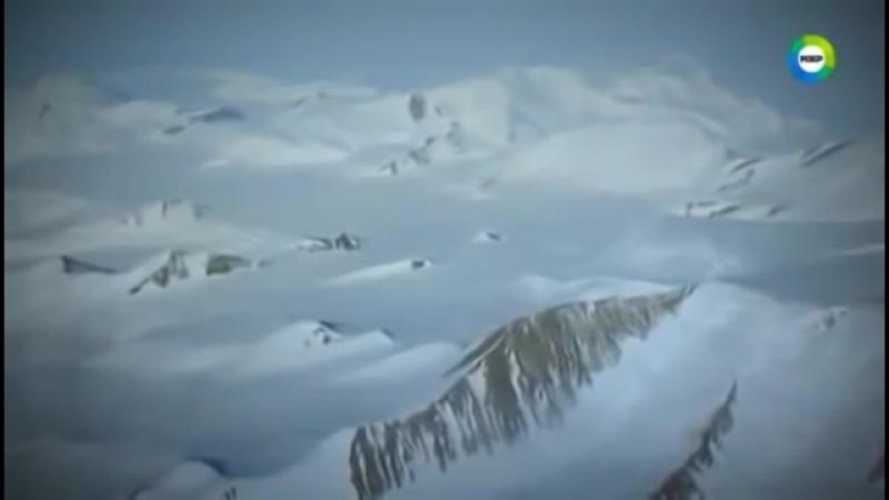 Найдено «КЛАДБИЩЕ ПРИШЕЛЬЦЕВ» !! Антарктида - Стоянка НЛО.13.11.2016